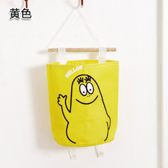 Cute multi-wall storage hanging bag colorful hanging bag