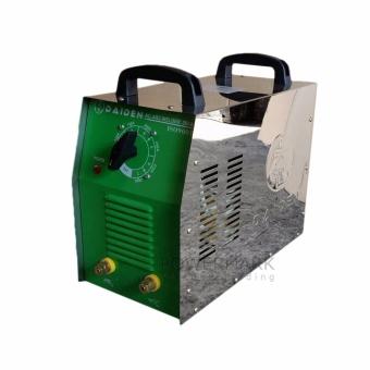Daiden 300 Amperes Stainless Steel Portable Welding Machine(Silver/ Green) - 3
