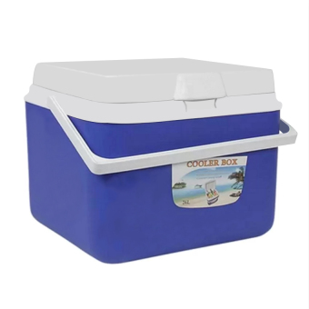 D&D 3-in-1 Insulated Cooler Box (Blue) - 3
