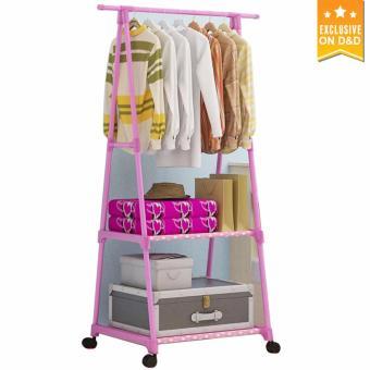 D&D Popular Display Clothes Rack Organizer - 2