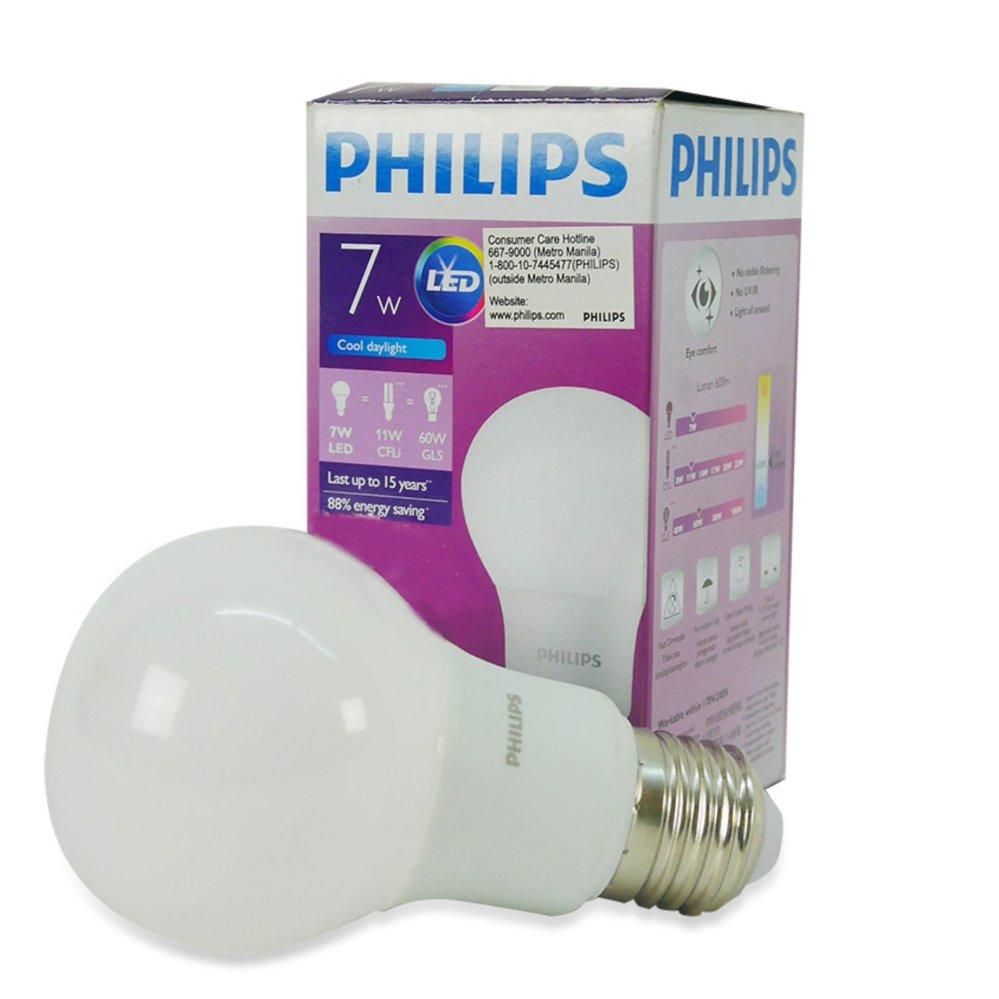... Daylight Philips LED Bulb 775607 ...