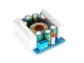 DC-DC 12A 100W Step Down Buck Converter 4.5-30V To 1.25-30V Power Module SG198-SZ+ - intl