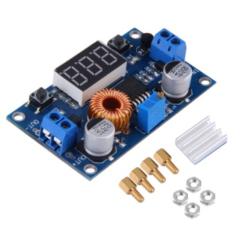 DC-DC 5-36V to 1.25-32V 5A Buck Voltage Regulator - intl