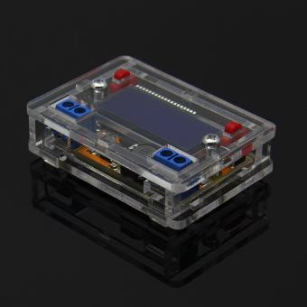 DC to DC Step-down Power Module w/ LCD Display + Acrylic Case Kit -intl - 2