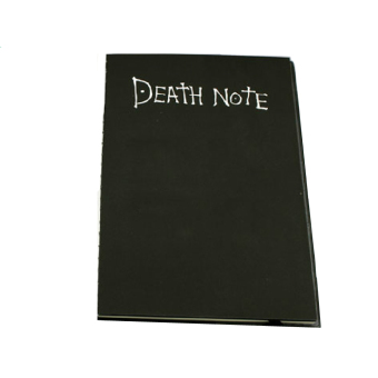 Death Note Notebook + Feather Pen Writing Book Notebook Cosplay Japaness School - intl
