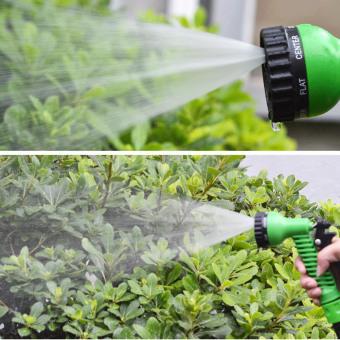 Deluxe Expandable Flexible Garden Water Hose 25 Feet - 5