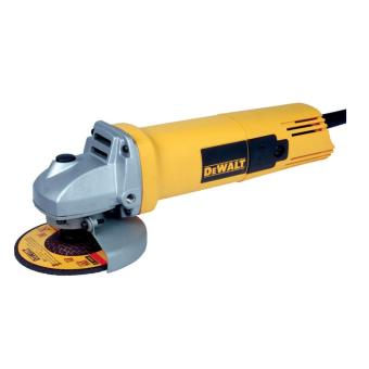 DeWalt Angle Grinder 100mm 680W Toggle Switch SAG DW810B