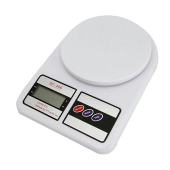 Digital 5KG/1G LCD Electronic Kitchen Weighing Scale