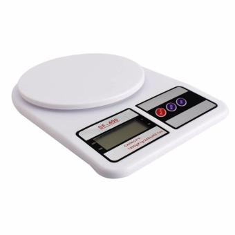 Digital LCD Electronic Kitchen Weighing Scale 7KG/1G