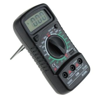 Digital LCD Multimeter Voltmeter Ammeter AC/DC/OHM Volt TesterCurrent Test - intl - 5
