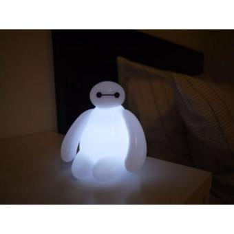 Dim Light Sensor LED Night Light Energy Saving Kid Gift - Baymax Price Philippines