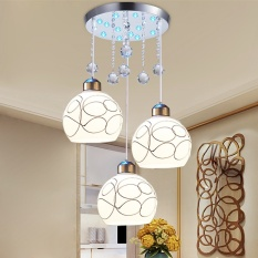 Ceiling lights for sale chandelier lights prices brands dinning room ceiling light modern simplicity restaurant chandelier three head creative crystal bedroom living room hanging mozeypictures Choice Image