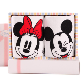 Disney Minnie Mickey class large Towel Gift Box towel Price Philippines