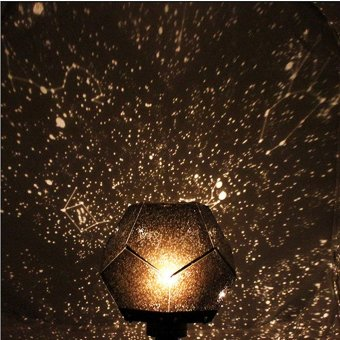 DIY Four Seasons Star Sky Projection Cosmos Night Light Lamp KitProjector Gift Led Light