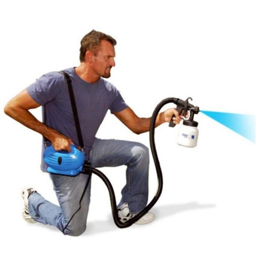 DIY Paint Zoom Sprayer (Blue)
