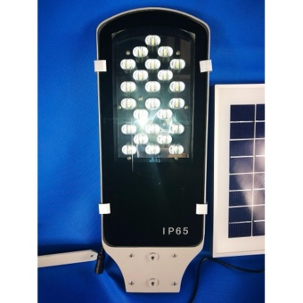 DJ112-1 Integrated Solar LED Street Light - 2