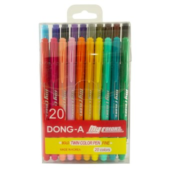 Dong-A My Color 20 colors