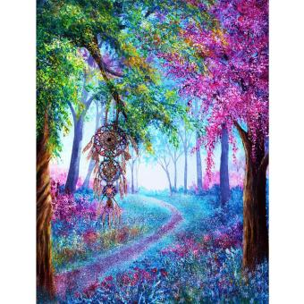Dreaming Tree 5D Diamond DIY Painting Craft Kit Home Decor - intl