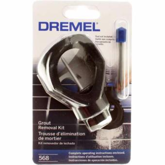 Dremel 568 Grout Removal Kit with Carbide grout bit included Price Philippines