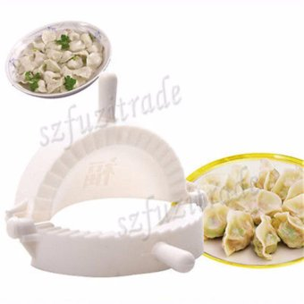 Dumpling Device Pie Pastry Maker Tool Mould Dough Press DIY MeatSamosa Empanada
