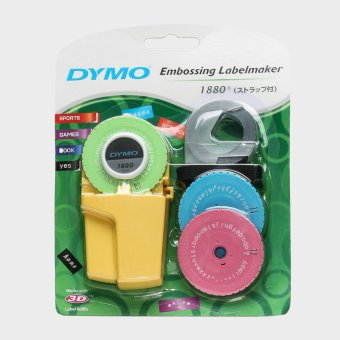 DYMO Embossing Labelmaker Set