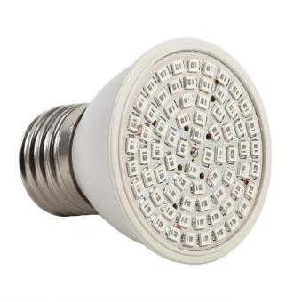E27 LED Full Spectrum Plant Grow Light Lamp Bulb 6W   Intl