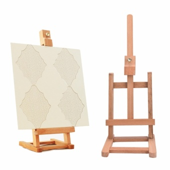 Easel Sketch Wooden Artist Portable Folding Tripod Art Painting Art- intl