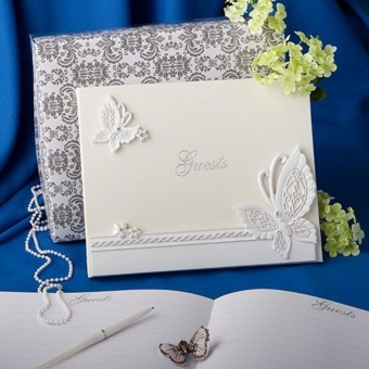 Eason Guest Signature Book wedding attendance book Hot Sale - intl Price Philippines