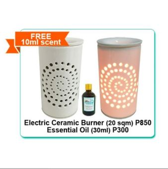 Electric Ceramic Oil Burner