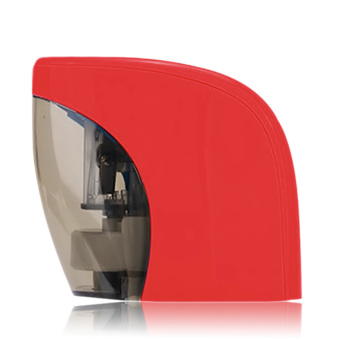 Electric Pencil Sharpener Red