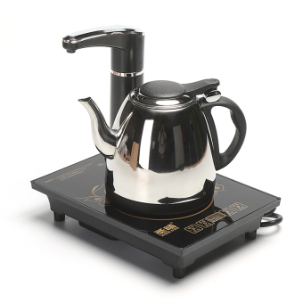 Electromagnetic Stove pumping water glass tea pot kettle pot