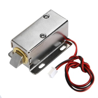 Electronic Door Lock Control for Cabinet Drawer Door - intl
