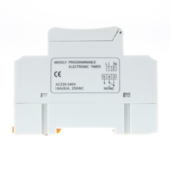 Switch Weekly Programmable Digital Switch Relay Timer Controller