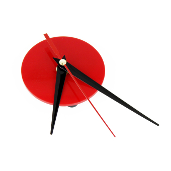 Elenxs Red Quartz Clock Movement Mechanism Repair DIY Tool Kit + Black Hands Hot