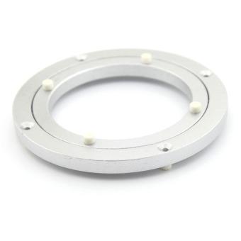 eMylo Diameter 120mm Aluminum Lazy Susan Turntable Bearings forDining-table - 3