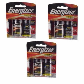 Energizer Battery AA set of 3
