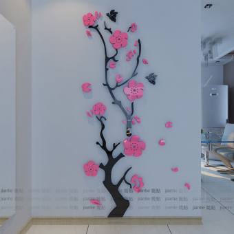 Entrance hallway restaurant living room decorative painting wall adhesive paper