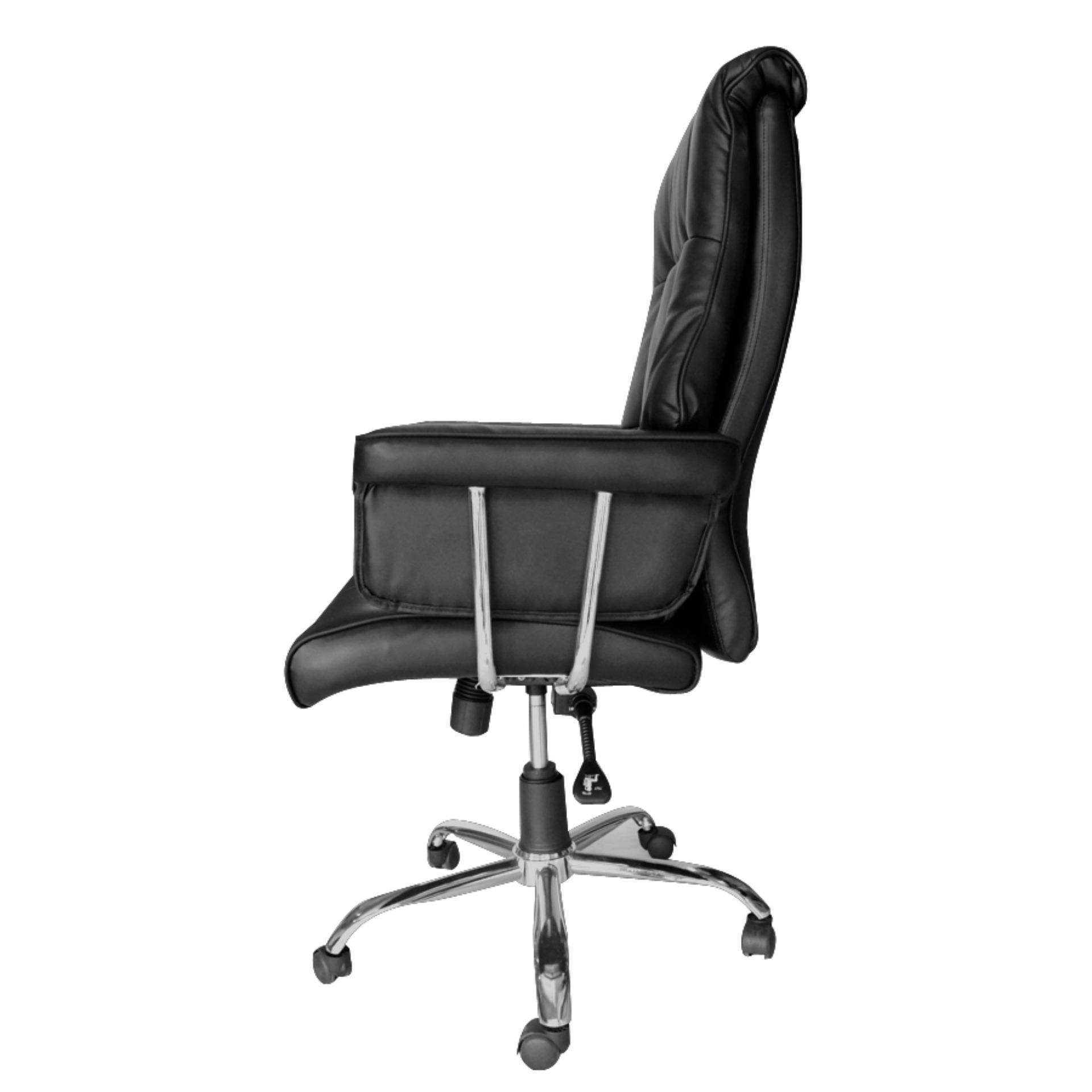 president office chair black. Ergodynamic PRESIDENT Reclining President\u0027s High Back Office Chair (Black) President Black X