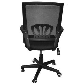 Ergodynamic STAN BLK Tilting Mesh Office Chair (Black) Buy 3 Take 1 - 4