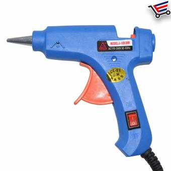 EU Plug High Temp Heater Hot Melt Glue Gun Repair Heat Tool WithOne Glue Stick