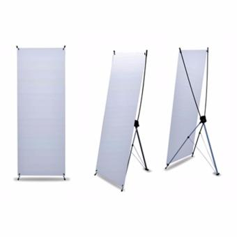 Ever Bright X Banner Stand 2 x 5