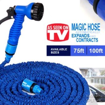 Expandable Flexible Garden Hose(up to 100 ft)