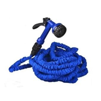 Expandable Garden Hose 25 ft (Blue)