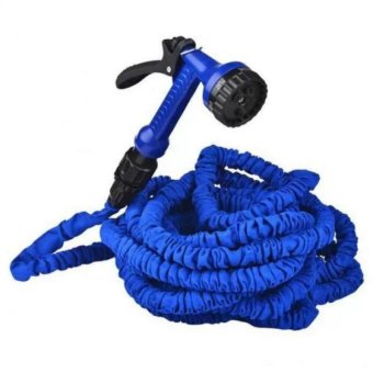 Expandable Magic Hose 100ft (Blue)