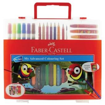 Faber-Castell Advance Coloring Set