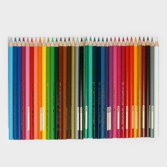 Faber Castell Classic Long Color Pencils 36s Set