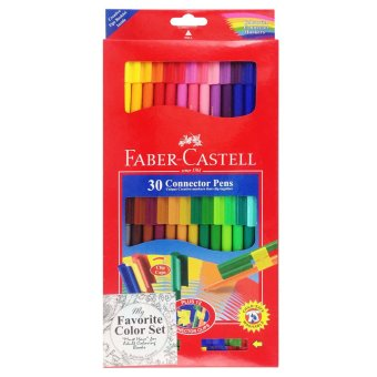 Faber-Castell Connector Pens 30 Colors