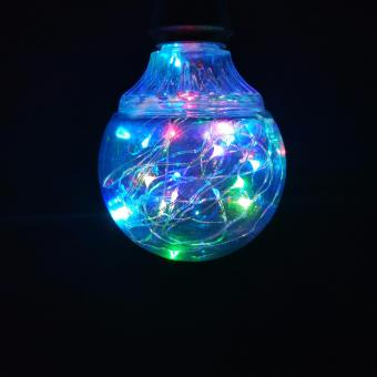 Fairy LED Bulb E27 RGB String Led lamp 220V