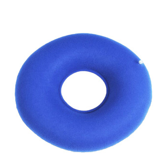 Fancyqube 100% High Quality New Inflatable Vinyl Ring Round Seat Cushion Medical Hemorrhoid Pillow Seat Donut