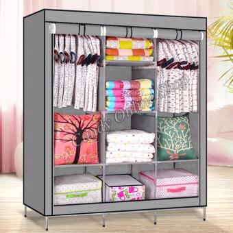 Fashion Large Size Quality Multifunctional Wardrobe Storage Lockers88130